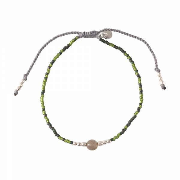Armband Iris Labradorite Silver Bracelet-1