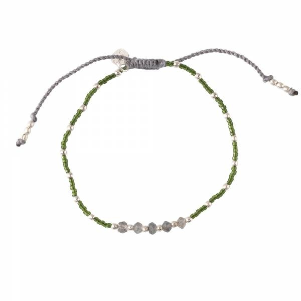 Armband Family Labradorite Silver Bracelet-1