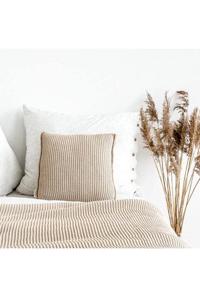 Kussen Nice cushion straw 50 x 50 cm
