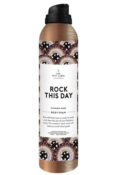Body foam rock this day