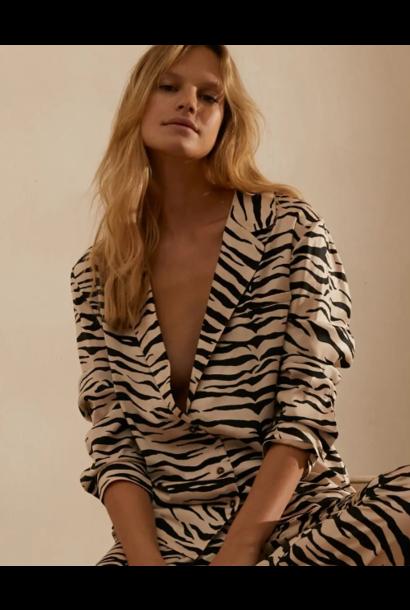 Pyjama shirt Jeanne zebra tiger