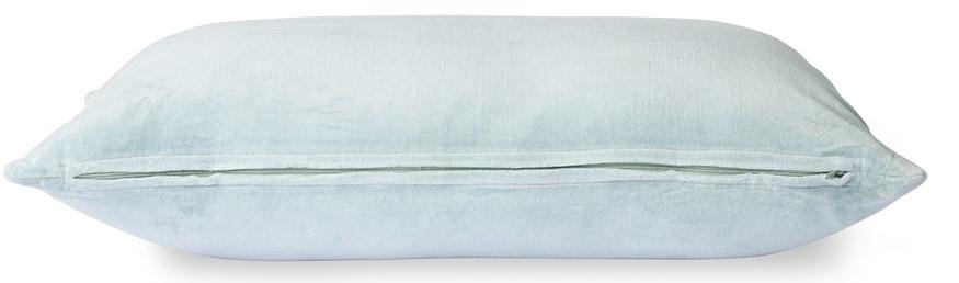 Kussen velvet cushion ice blue (40x60)-2
