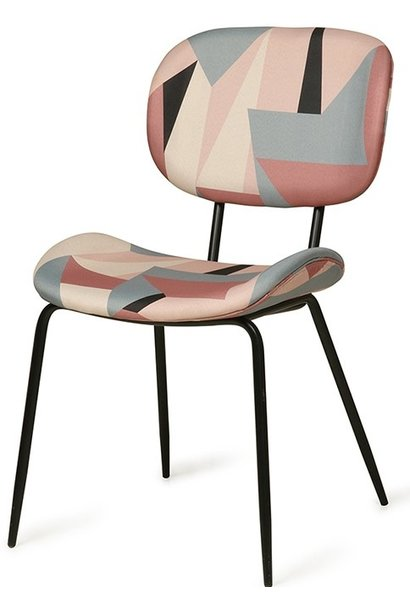 Stoel dining chair printed