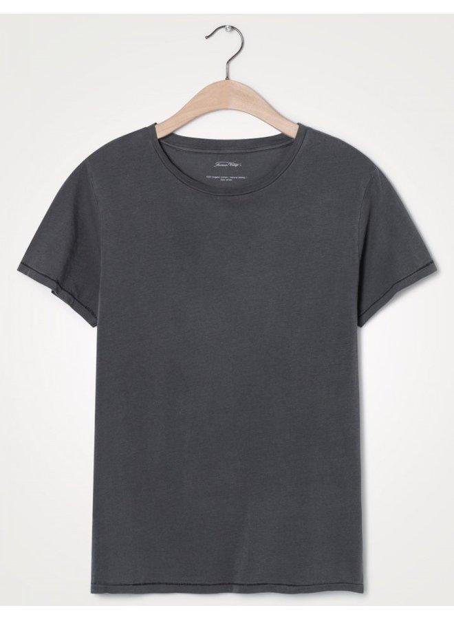 T-shirt Vegiflower metal
