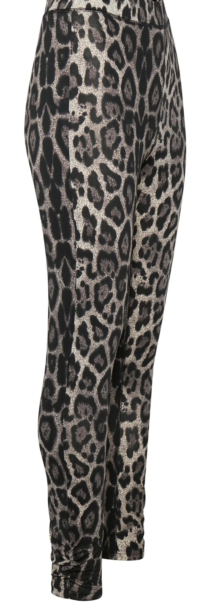 Legging CRCarly black animal-3