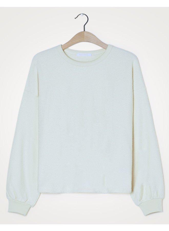 Sweater Bobypark ecru