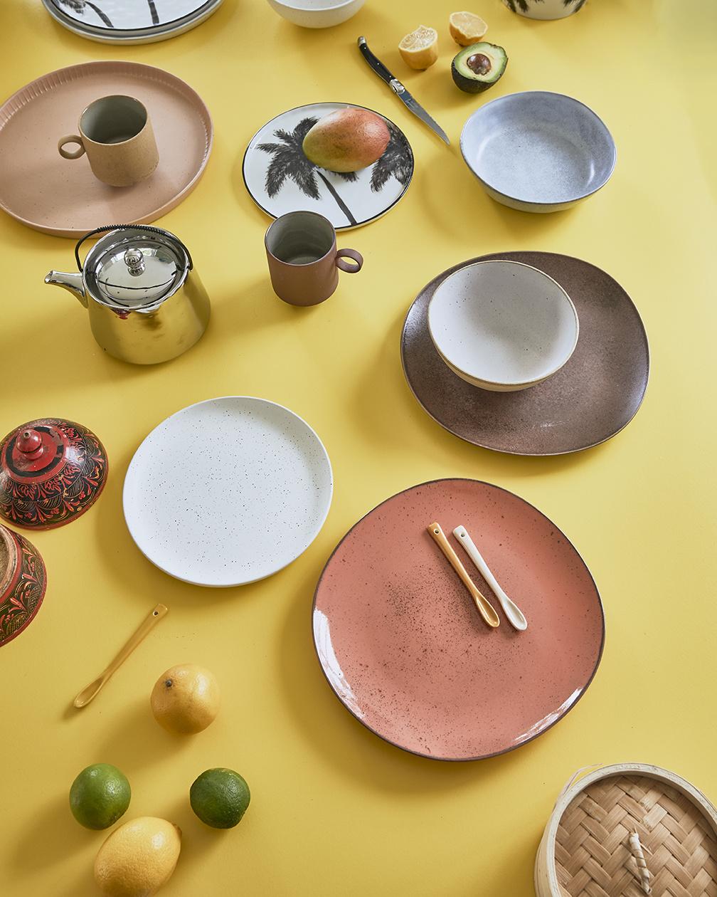 Mok bold & basic ceramics: coffee mug terra (set of 2)-4