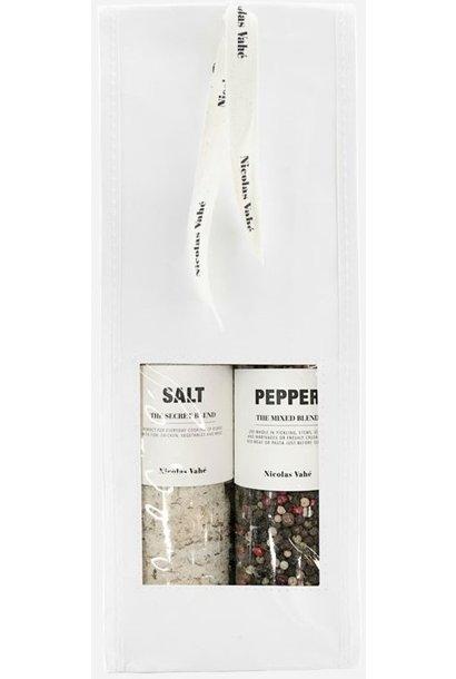 Giftbag salt and pepper