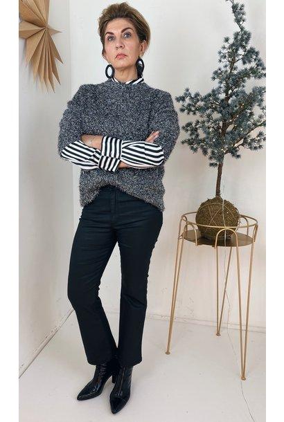 Jeans Montana Malena F black