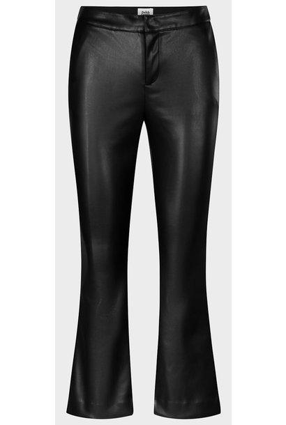 Broek PU Cornelia trousers Black