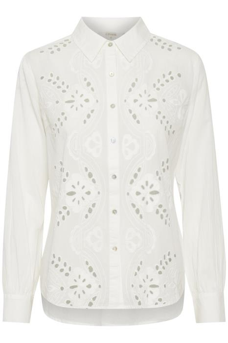 Blouse CRkallie shirt snow white-2
