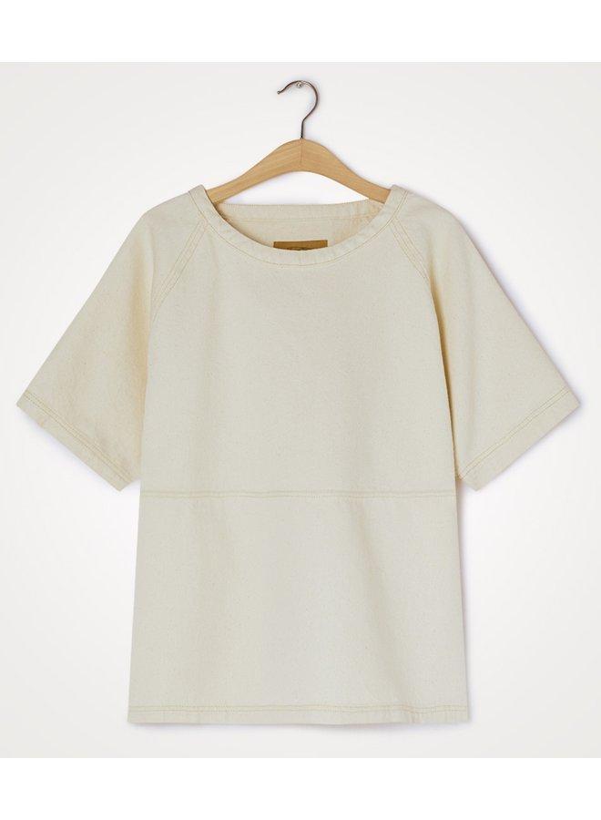 T-shirt Tineborow ecru