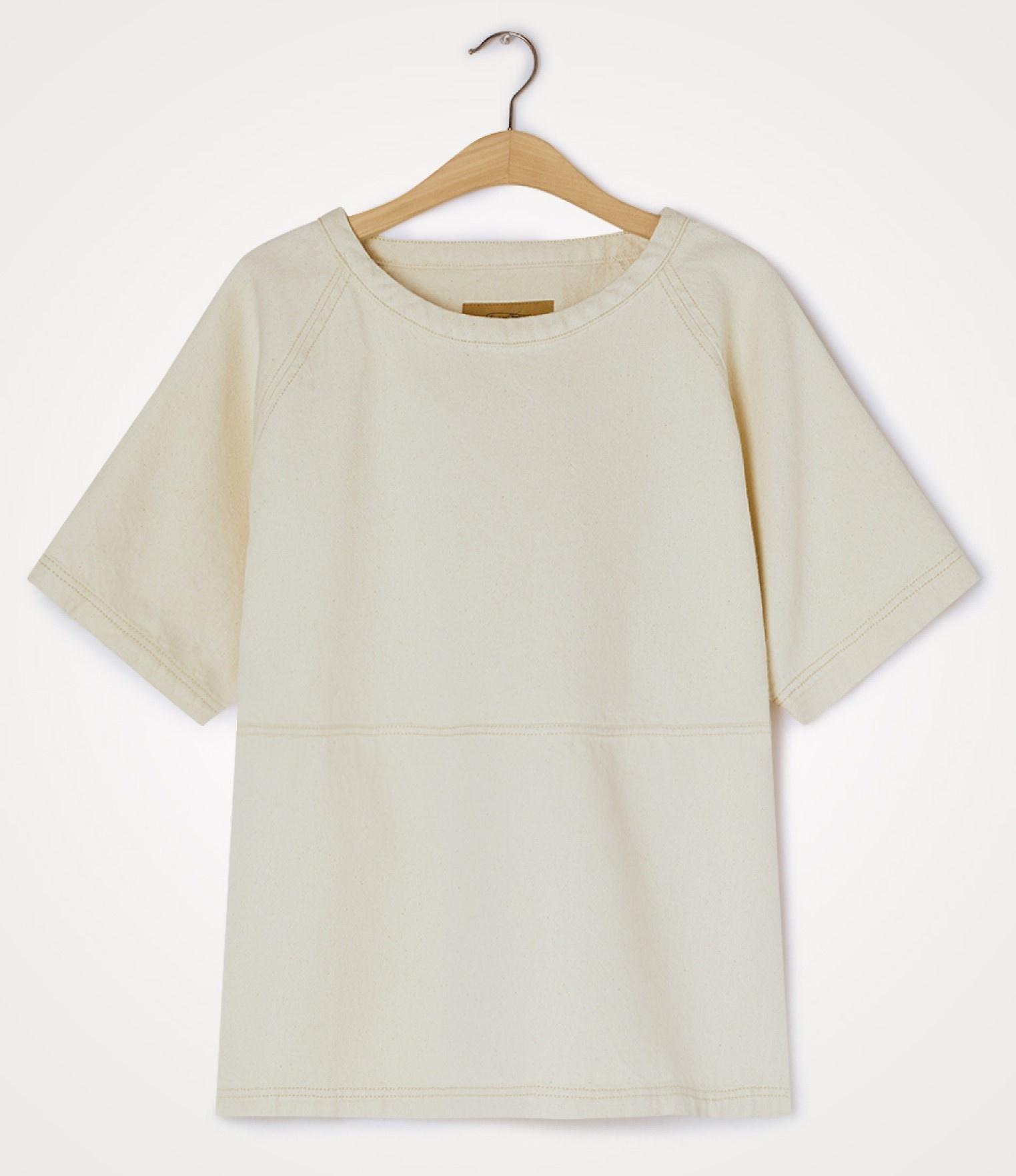 T-shirt Tineborow ecru-2