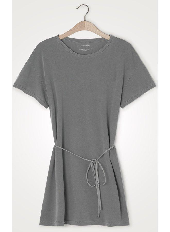 T-shirt long Vegiflower metal
