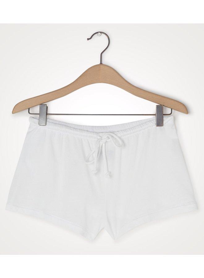 Short Vegiflower blanc