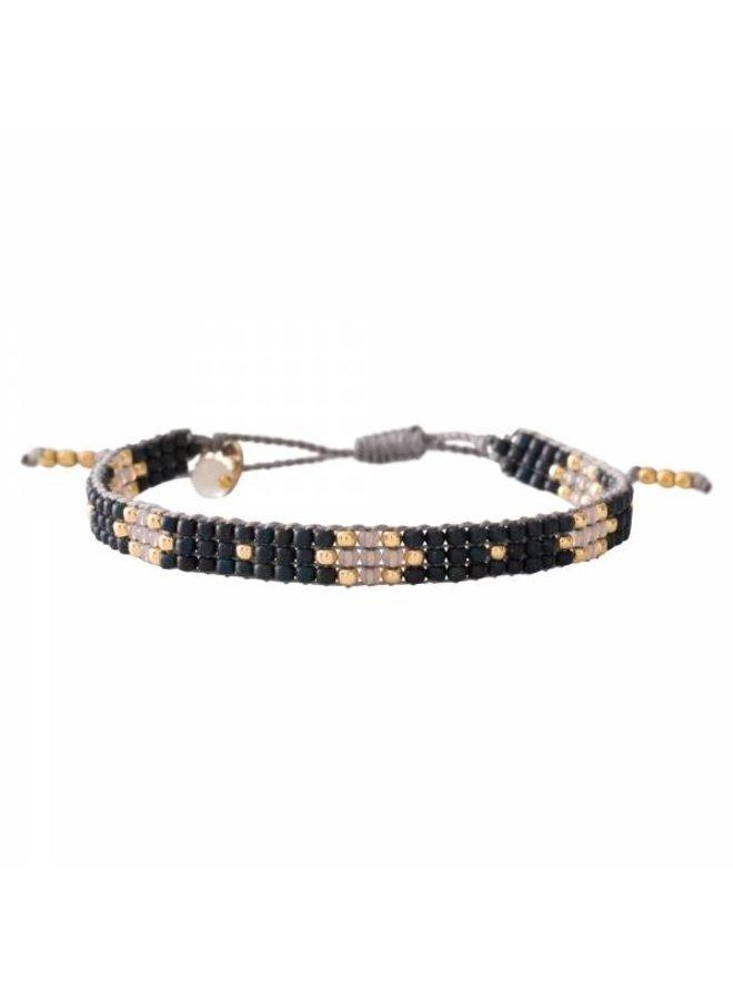 Armband Summerlight moonstone gold bracelet