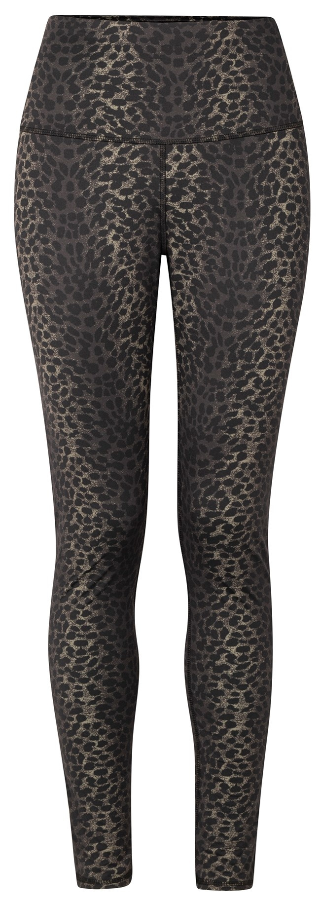 Legging yoga leopard camo desert taupe-1