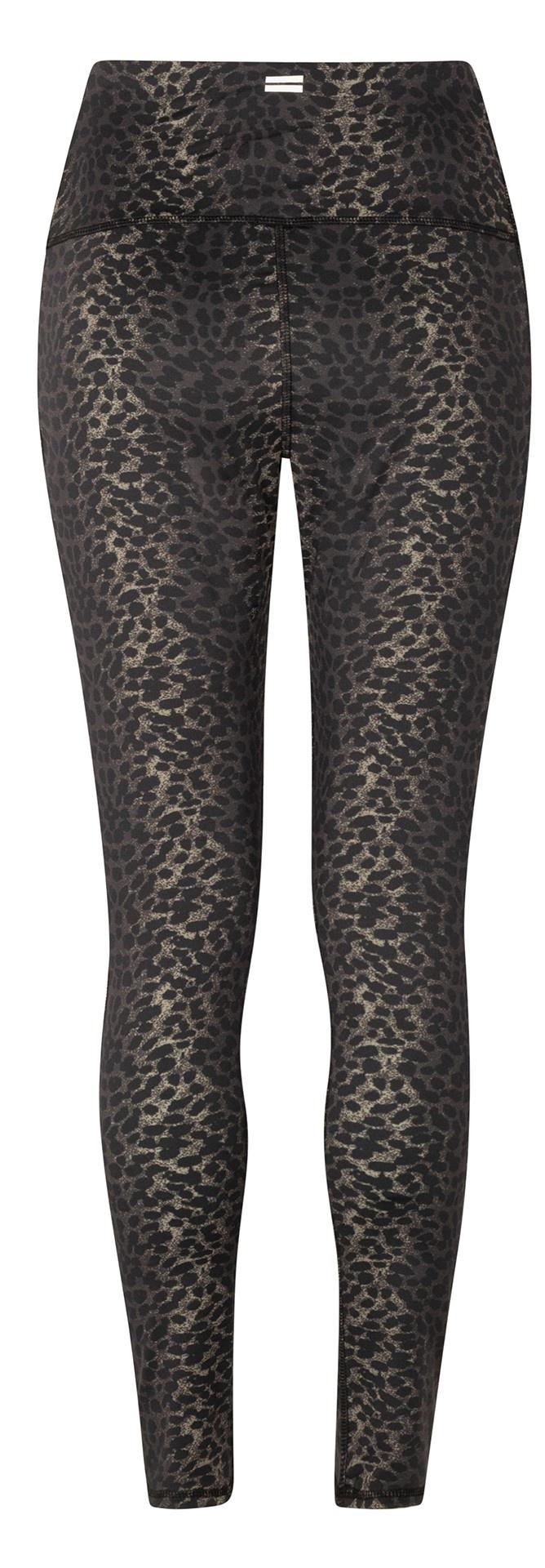 Legging yoga leopard camo desert taupe-3