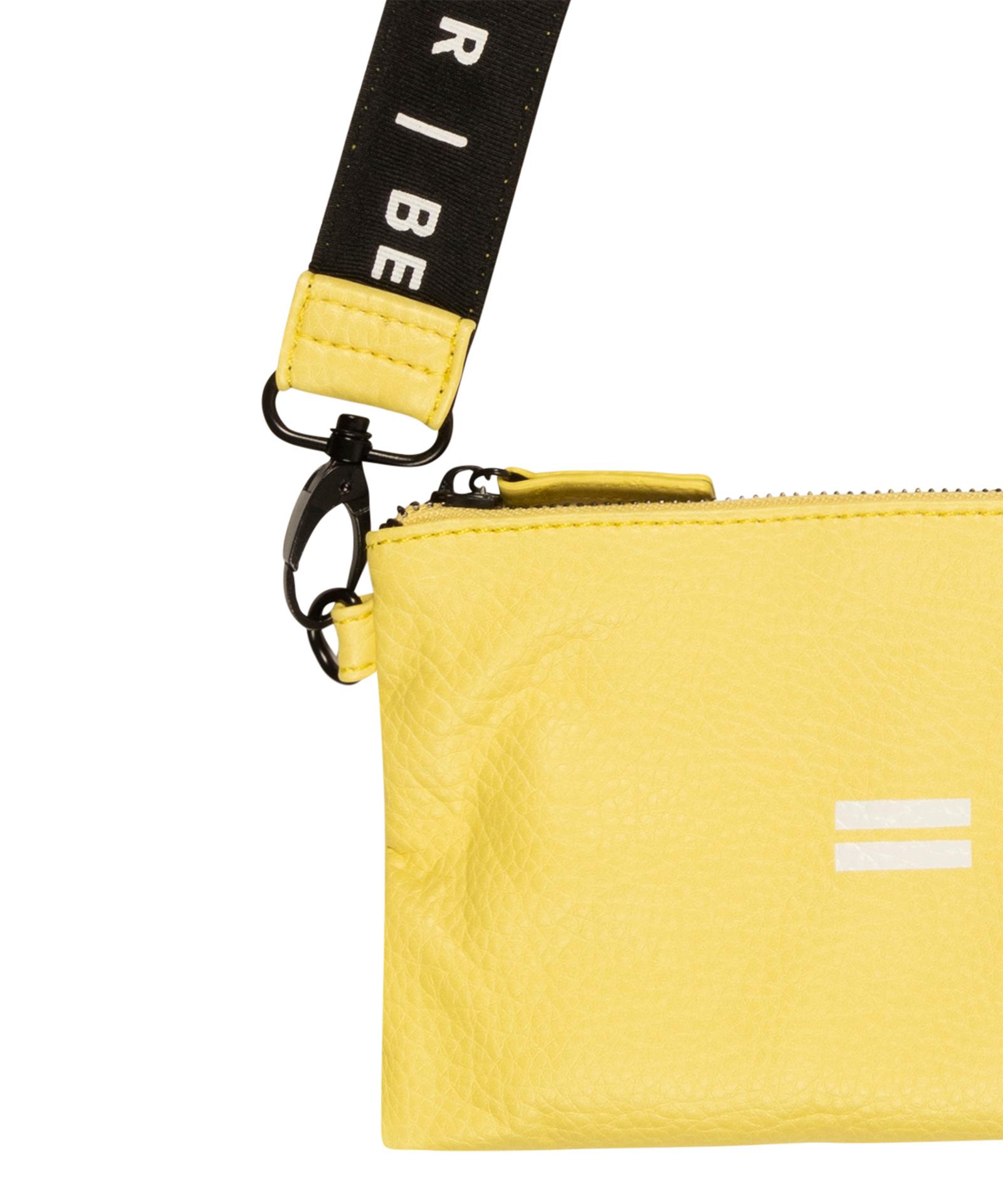 Tas mini pouch uni lemon-1