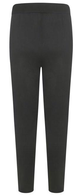 Broek KAkitlyn 7/8 knit pants black deep-6