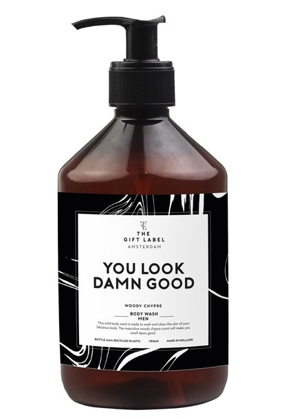 Body wash men you look damn good