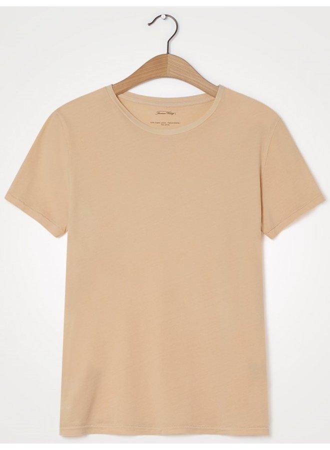 T-shirt Vegiflower biscuit