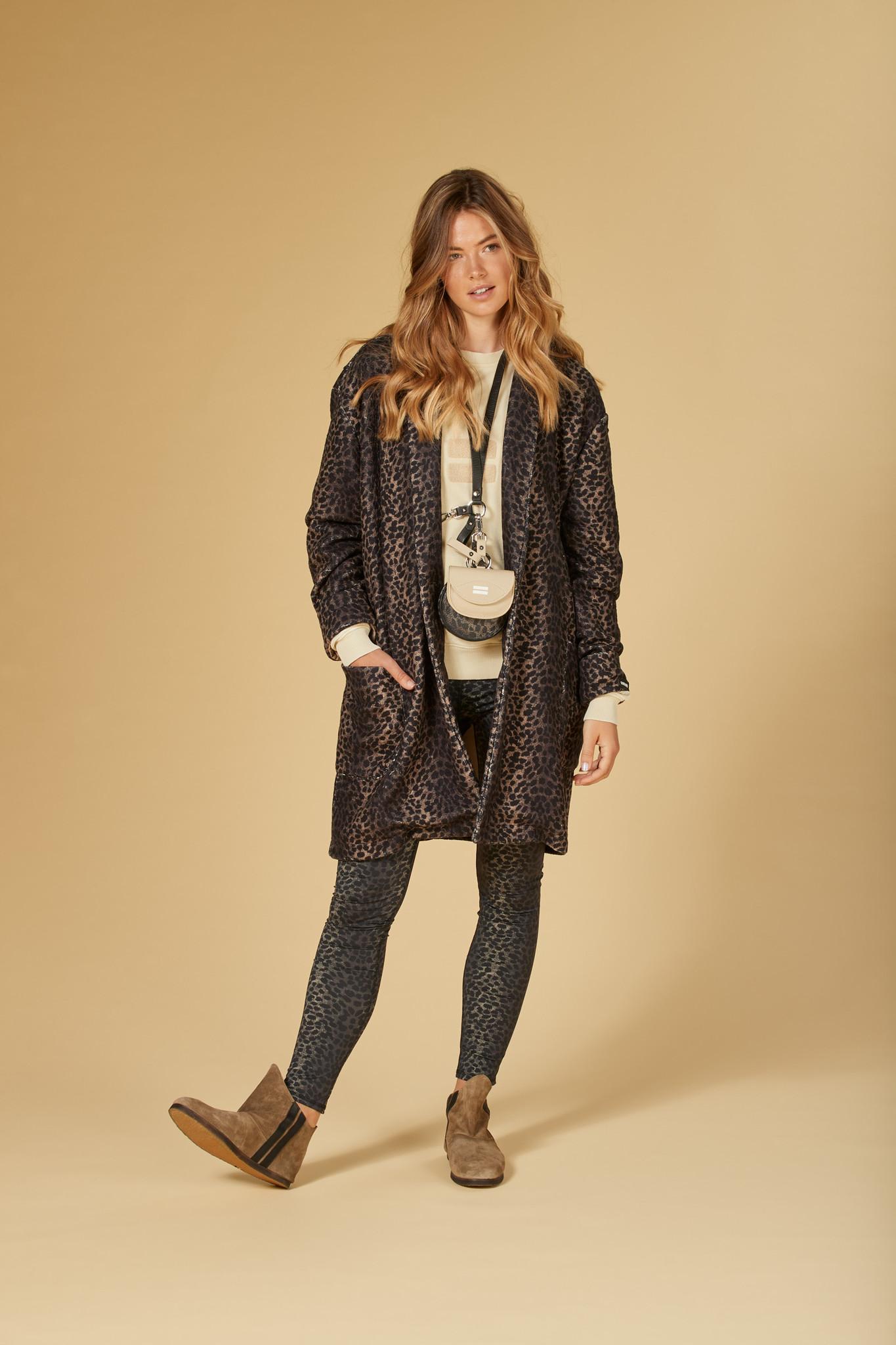 Jas coat leopard camo desert taupe-1