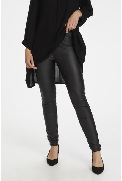 Jegging ada coated black deep