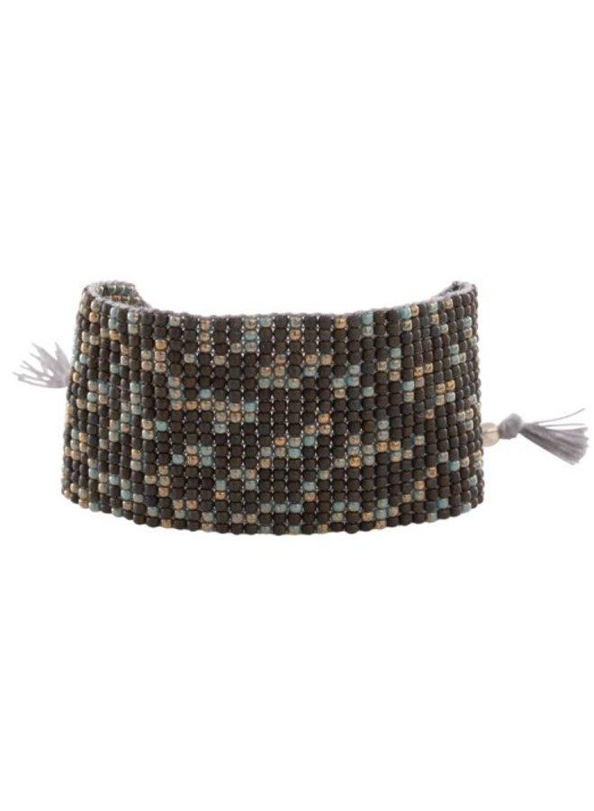 Armband Autumn Labradorite silver bracelet