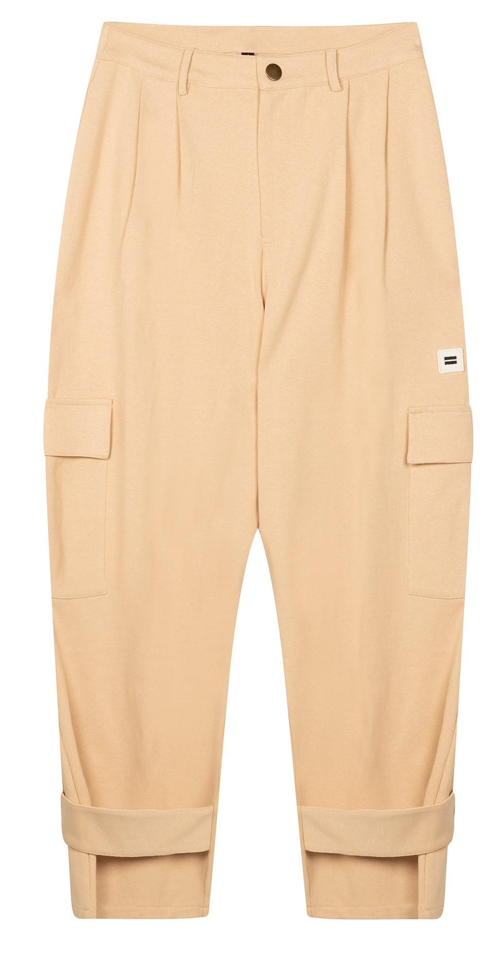 Broek Utility pants soft beige-2