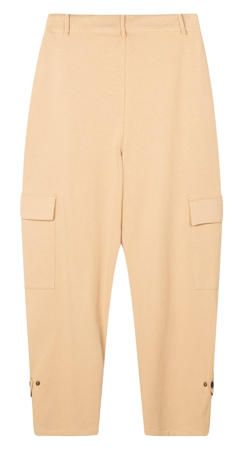 Broek Utility pants soft beige-4