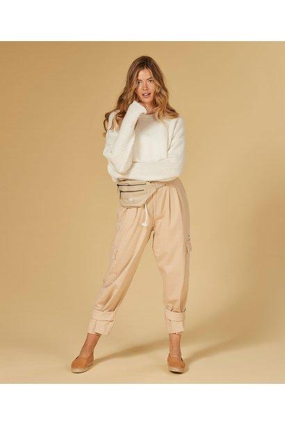 Broek Utility pants soft beige