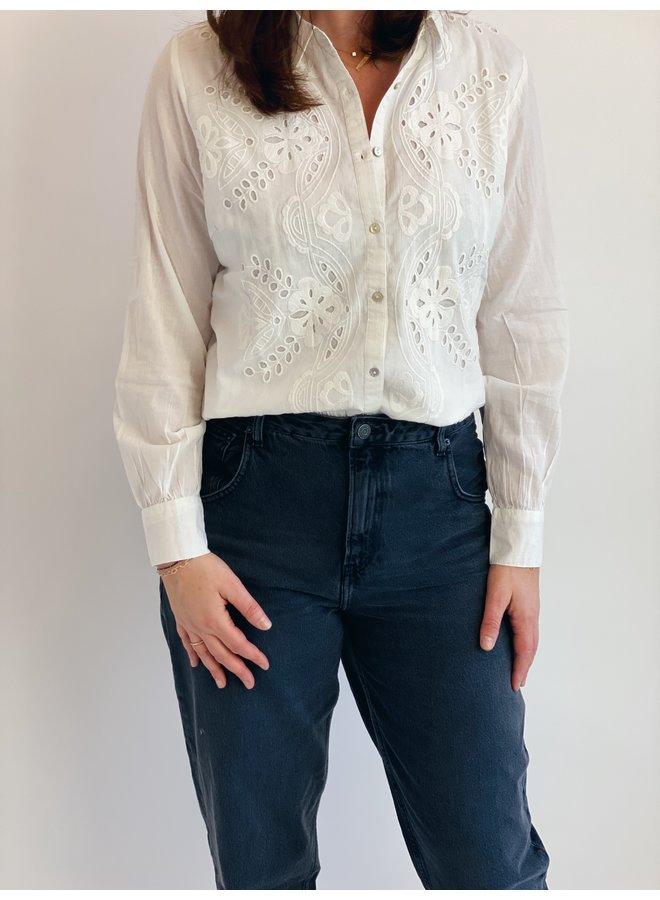 Blouse CRkallie shirt snow white