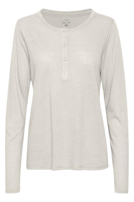Top CRKary granddad t-shirt snow white-1