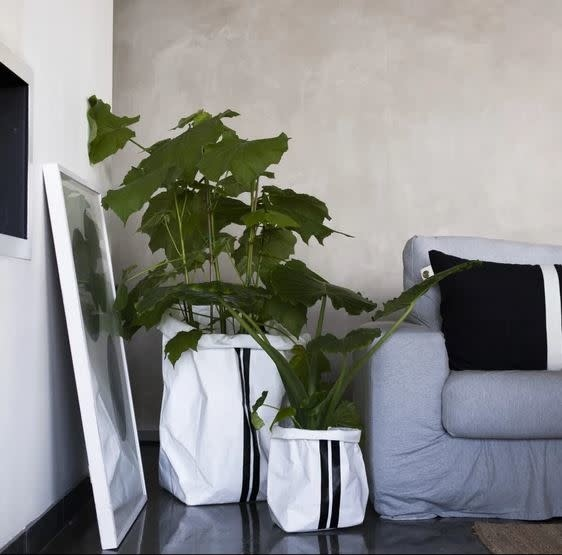 Zak the laundry bag XL white-3
