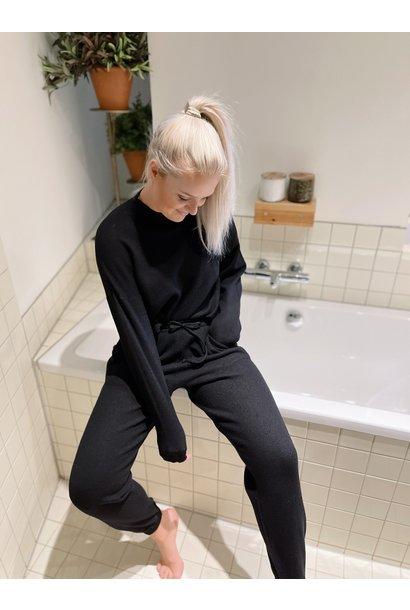 Broek Tadbow noir