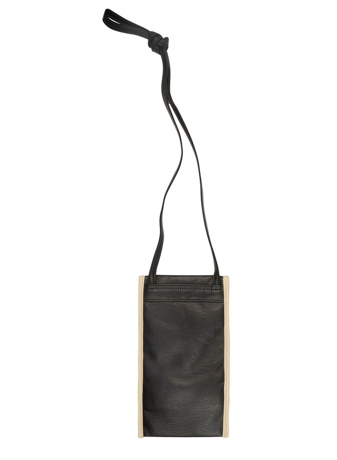 Tas Small pouch uni black