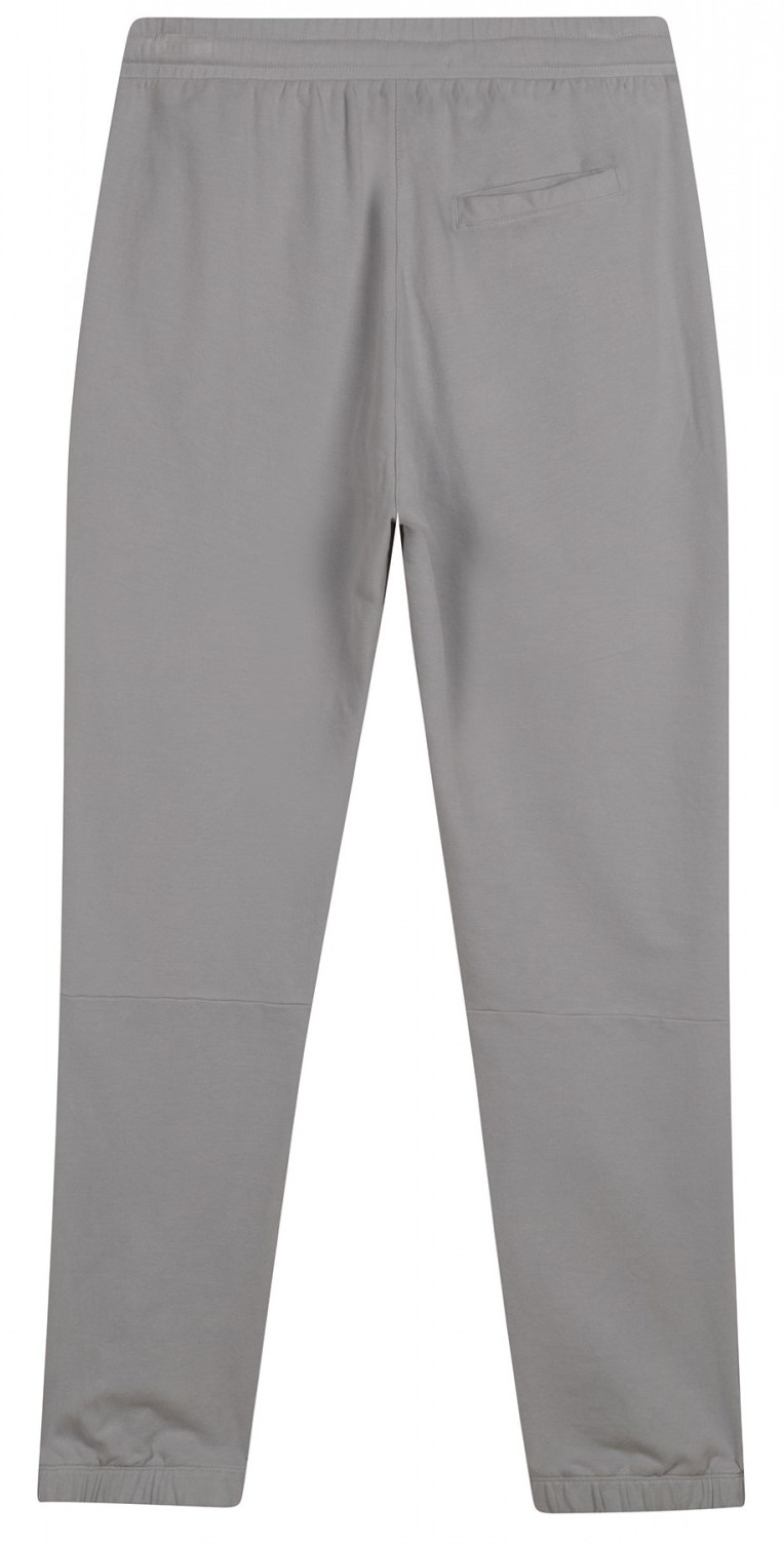 Broek cropped jogger faded grey blue-3