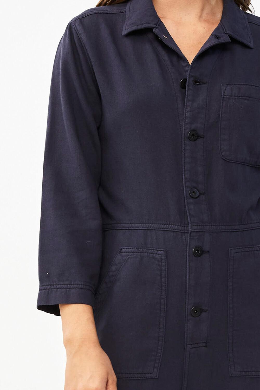 Jumpsuit Emma suit vintage blue-4