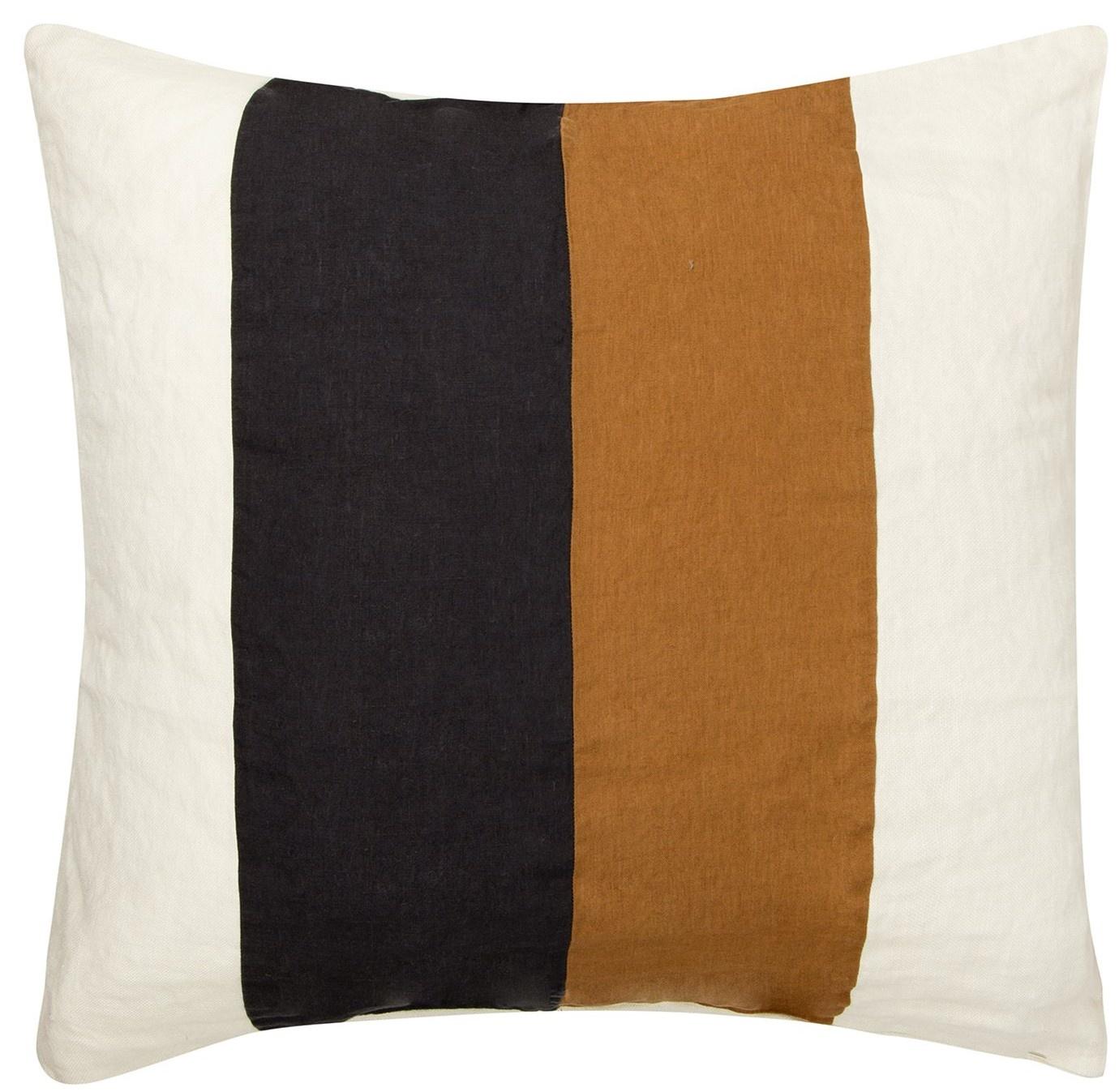 Kussenhoes Linen pillow square winter white-1