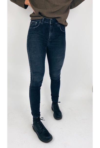 Jeans Capitole black Celia H Lengte 32