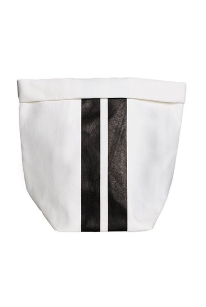 Zak the paper bag S white