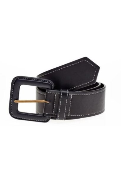 Riem plain belt back