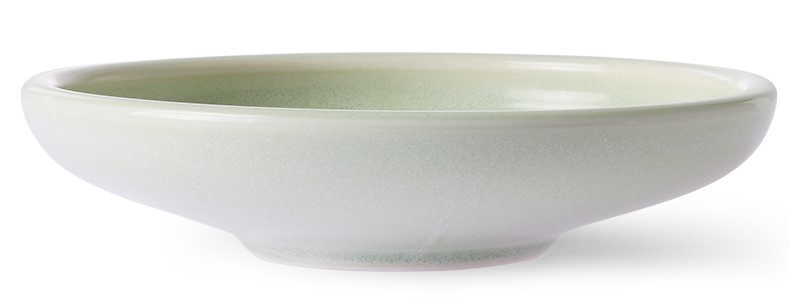 Bord home chef ceramics side plate mint green-3