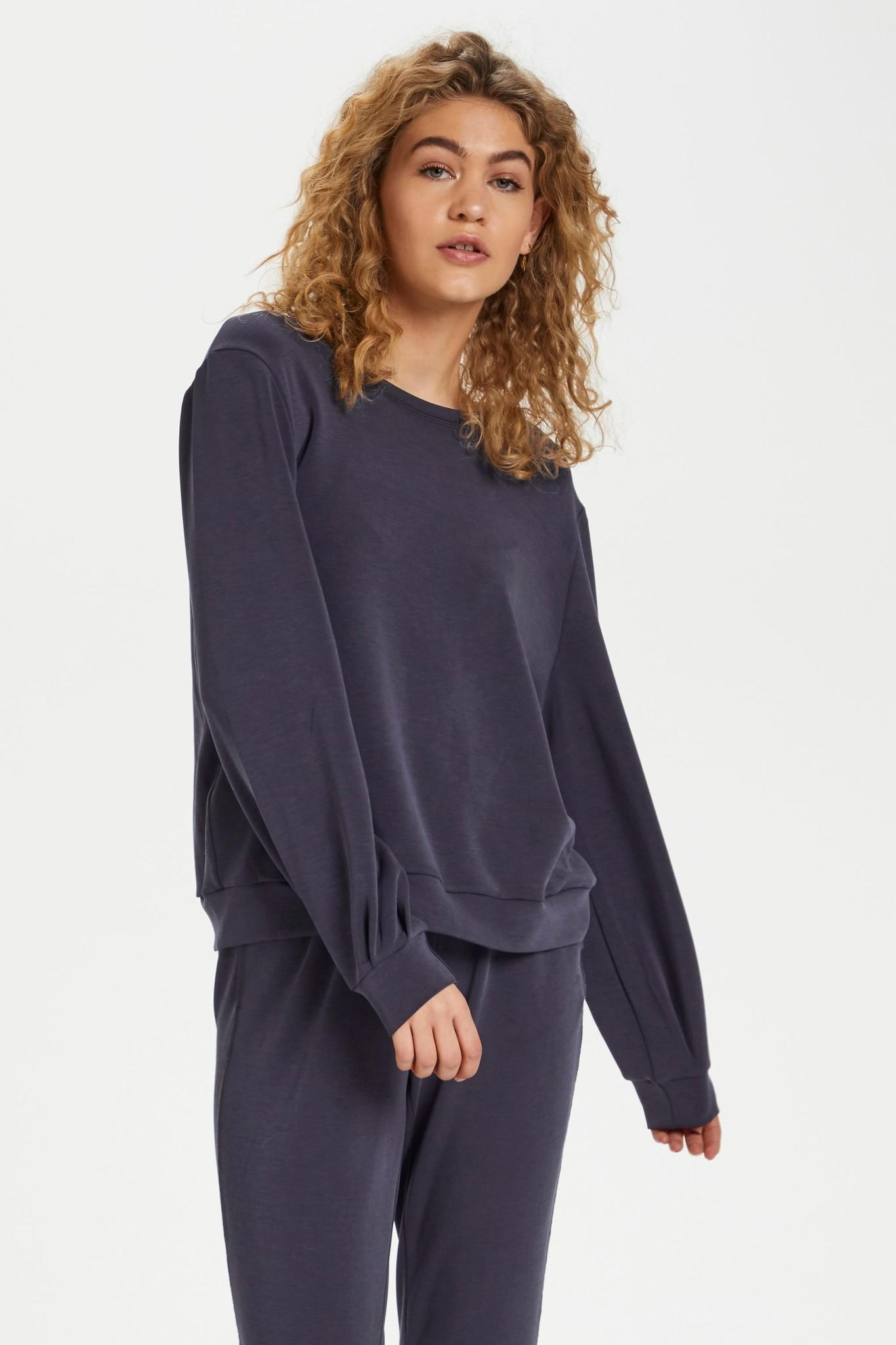 Trui The sweat blouse navy blazer-5