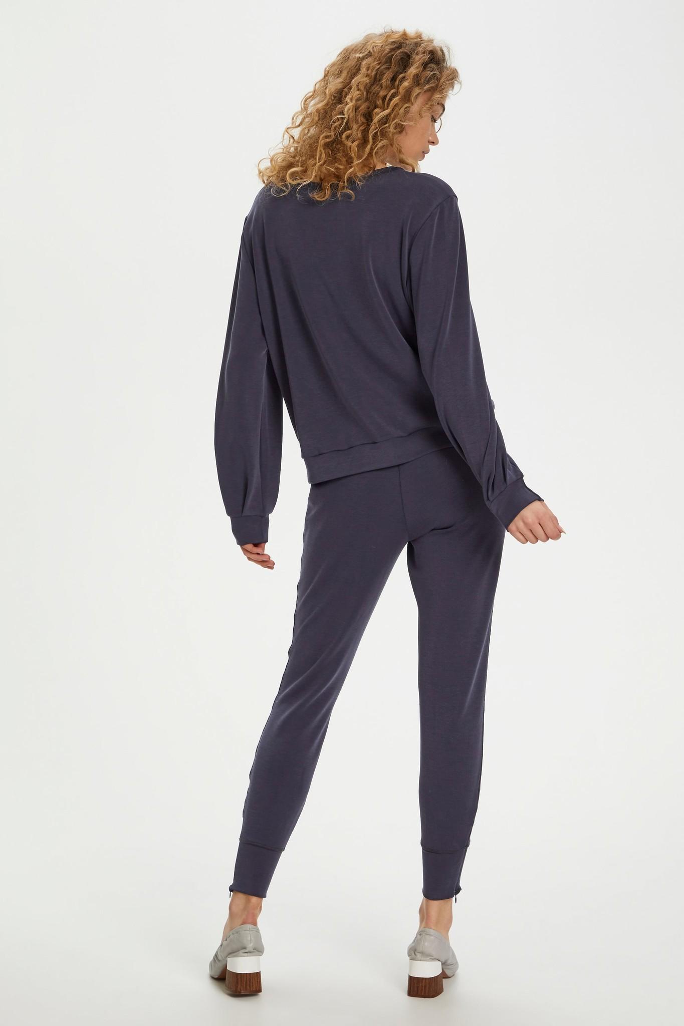 Trui The sweat blouse navy blazer-6