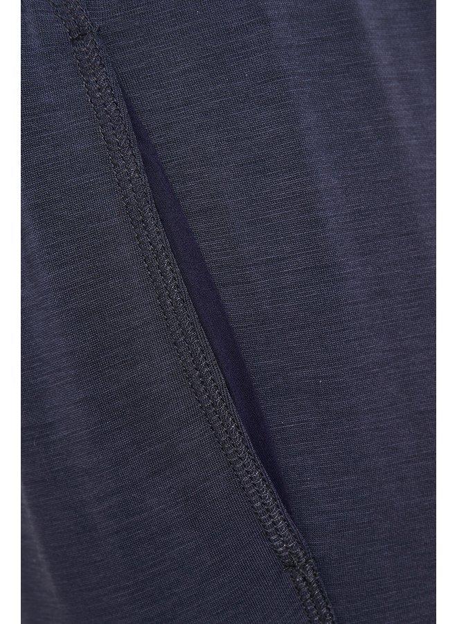 Broek The sweat pant navy blazer
