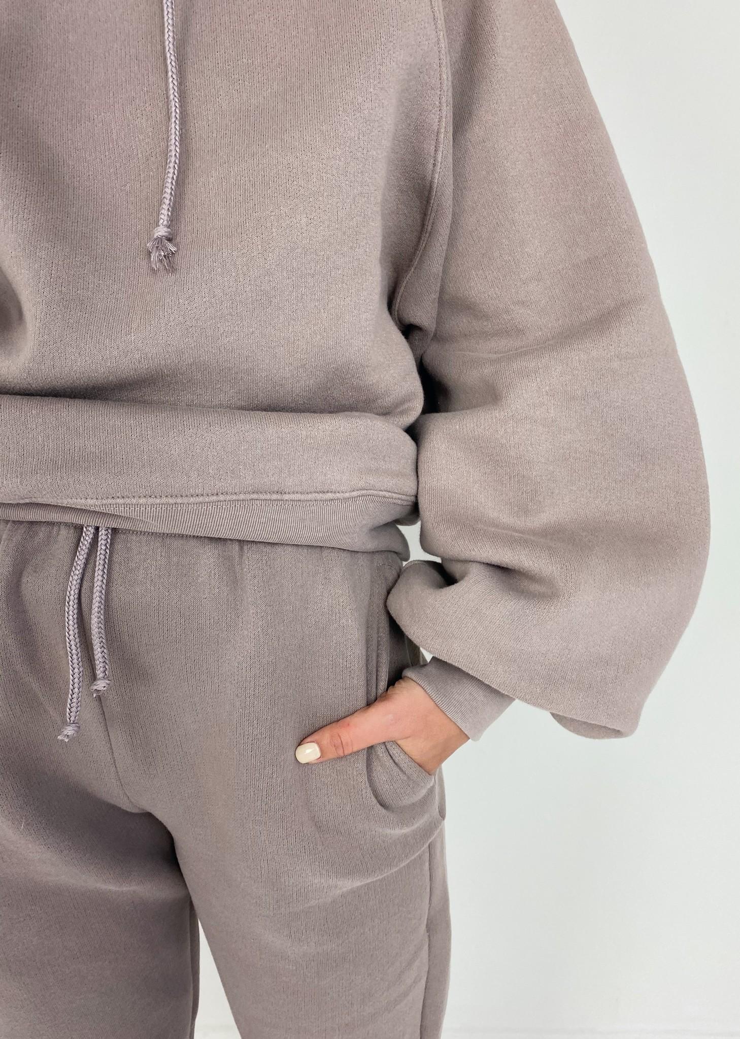 Sweater Ikatown taupe-3