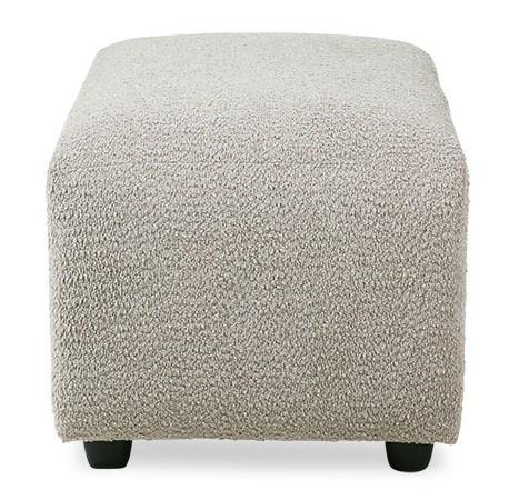 Hocker jax couch: element hocker small, ted, stone-2