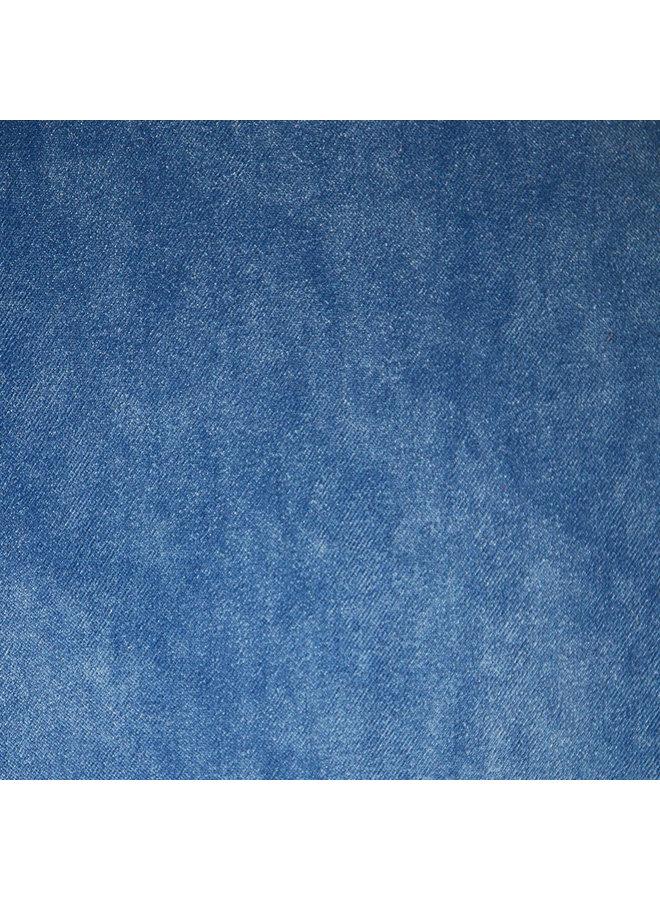 Bank jax couch: element round, royal velvet, blue